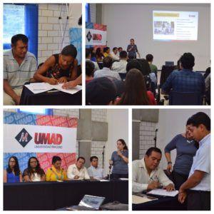 UMAD Papaloapan firma convenio para la construcci?n de la primera Vivienda Modular Alternativa en beneficio de una familia de la ciudad de Tuxtepec