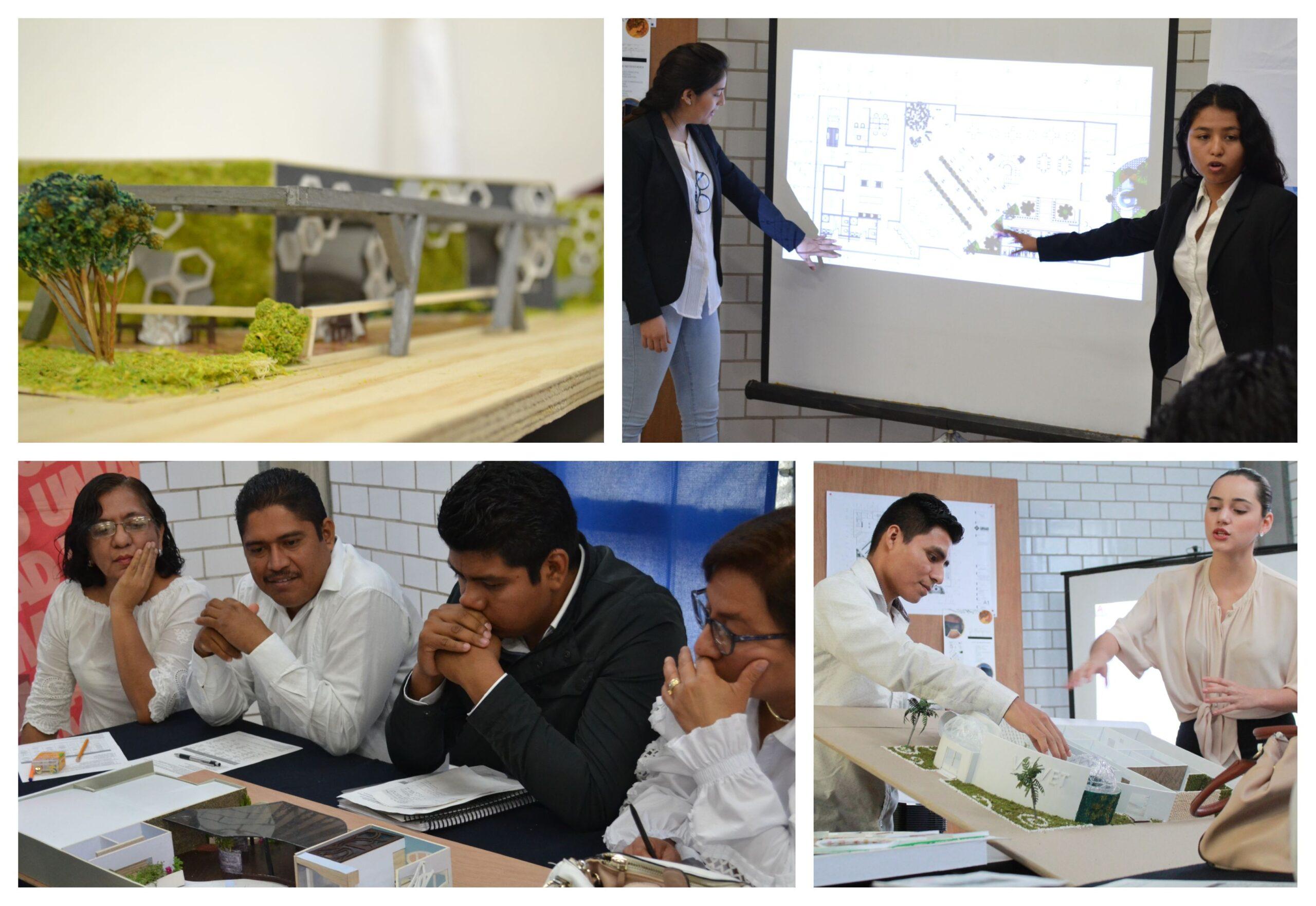 Alumnos Arquitectura de UMAD Papaloapan cierran semestre con una gran presentaci?n
