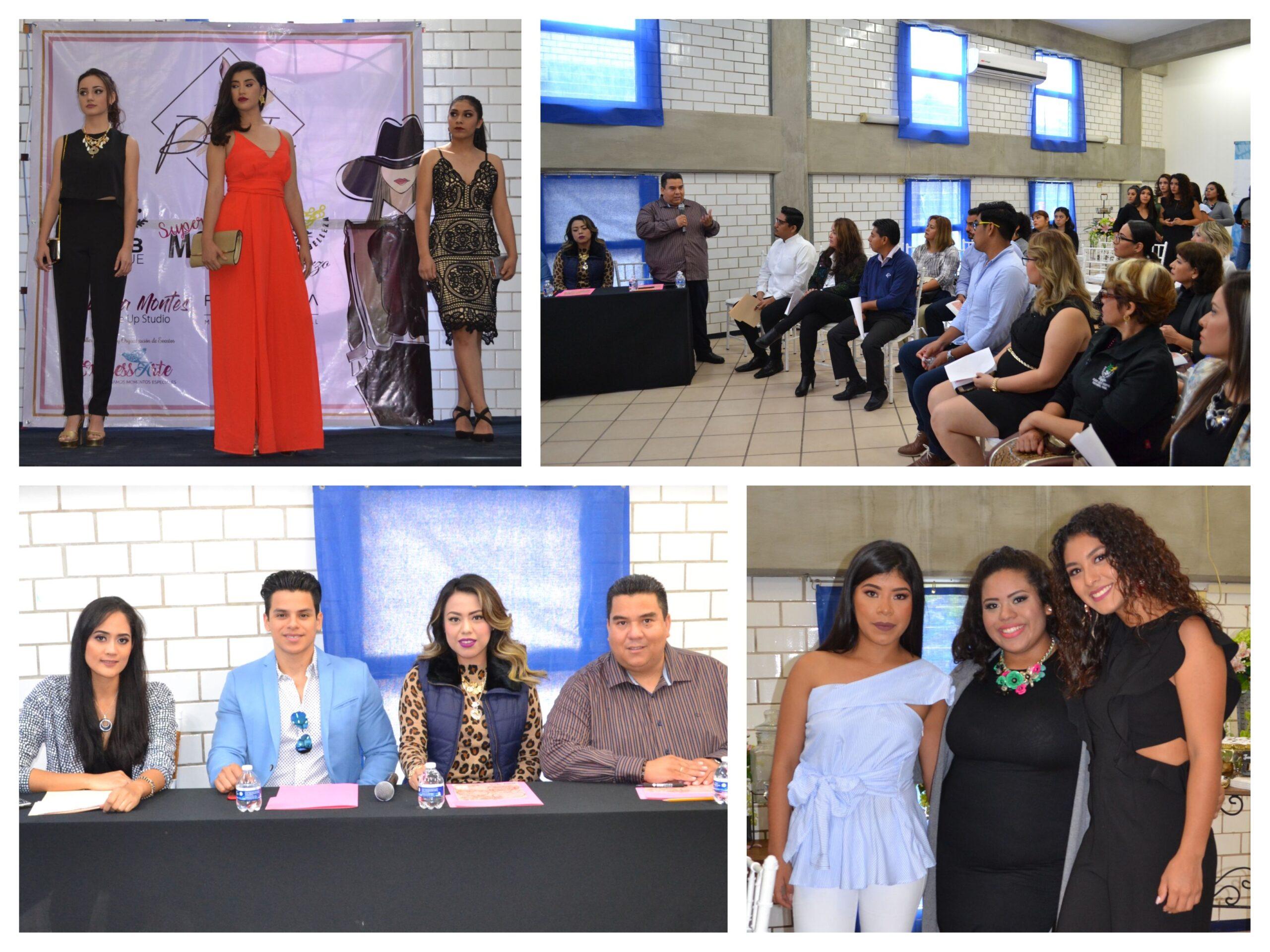 Alumnos de UMAD Papaloapan organizan concurso de Dise?o de Imagen personal