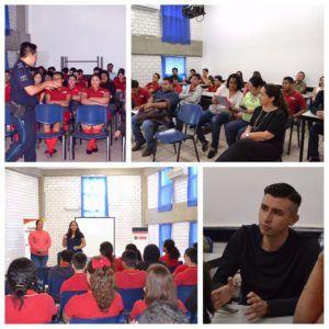 Regidur?a Municipal imparte cursos a estudiantes de UMAD Papaloapan