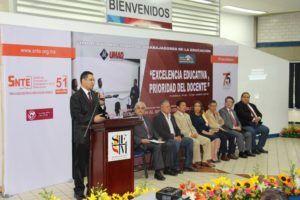 UMAD y SNTE organizan congreso sobre Excelencia Educativa