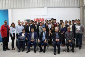 Finaliza curso gratuito de UMAD para j?venes de bajos recursos