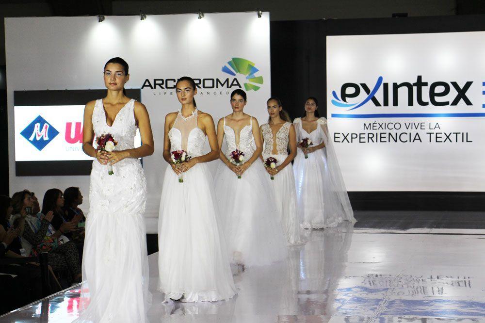 UMAD presente en la Exintex, feria textil internacional