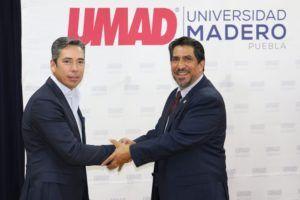 La Universidad Madero Puebla, MEXabat y SAP preparan a los l?deres del futuro para la econom?a digital
