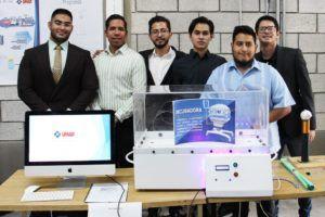 Alumnos de Ingenier?as UMAD crean proyectos dirigidos a la salud