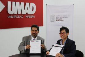 Alumnos UMAD podr?n colaborar con el IEEA Puebla