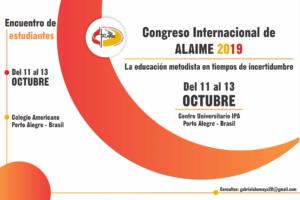 Congreso Internacional ALAIME 2019