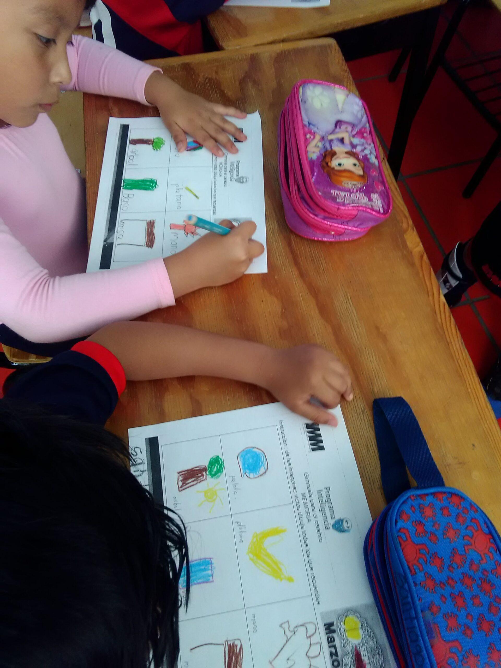 D?a del Cerebro en Preescolar y Primaria