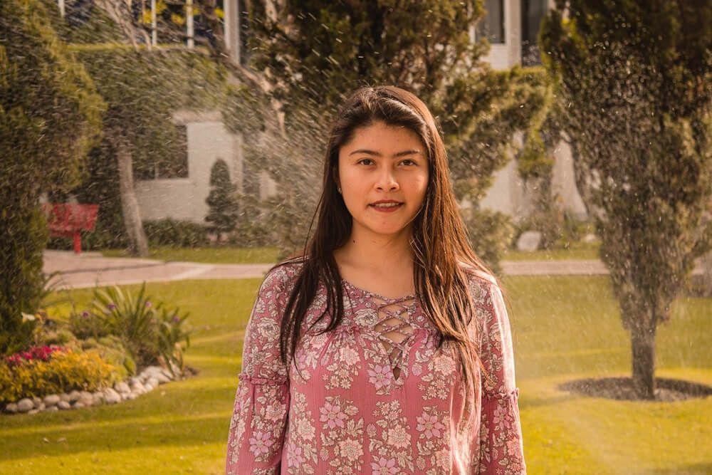 Alumna UMAD realiza prácticas en Sineti y es contratada