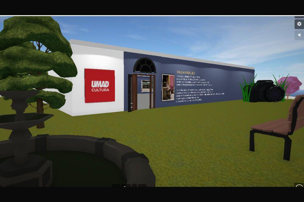 UMAD crea Galería Virtual para mostrar talento de sus alumnos