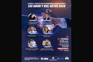 Coordinación de Derecho UMAD organiza panel internacional