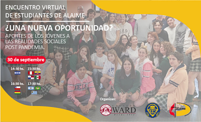 Encuentro Virtual de Estudiantes 2020