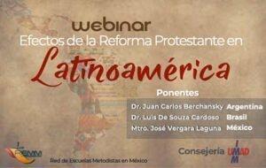 Efectos de la Reforma Protestante en Latinoamérica1 (Luis de Souza Cardoso)