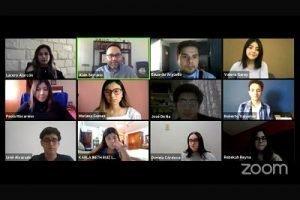 Derecho UMAD organizó charla con experto de Costa Rica