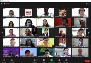 Coversatorio Mujeres en Acción, hombres en colaboración