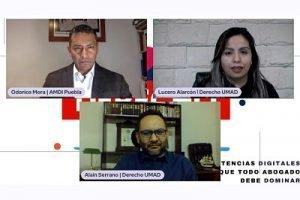 Experto imparte Webinar sobre Competencias Digitales en UMAD