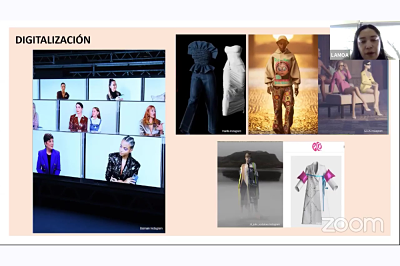 Visual Manager de H&M charló con alumnos de la UMAD